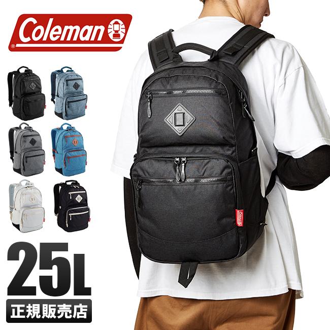 【2019 新作】コールマン オフザグリーン リュック バックパック 25L Coleman OFF THE GREEN メンズ レディース