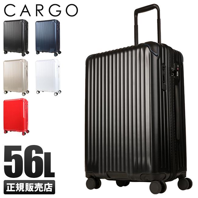 カーゴ エアスタンド スーツケース 軽量 Mサイズ 56L cat635st