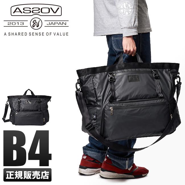 アッソブ トートバッグ ボストンバッグ トラベル メンズ 大きめ 大容量 軽量 旅行 AS2OV 061806