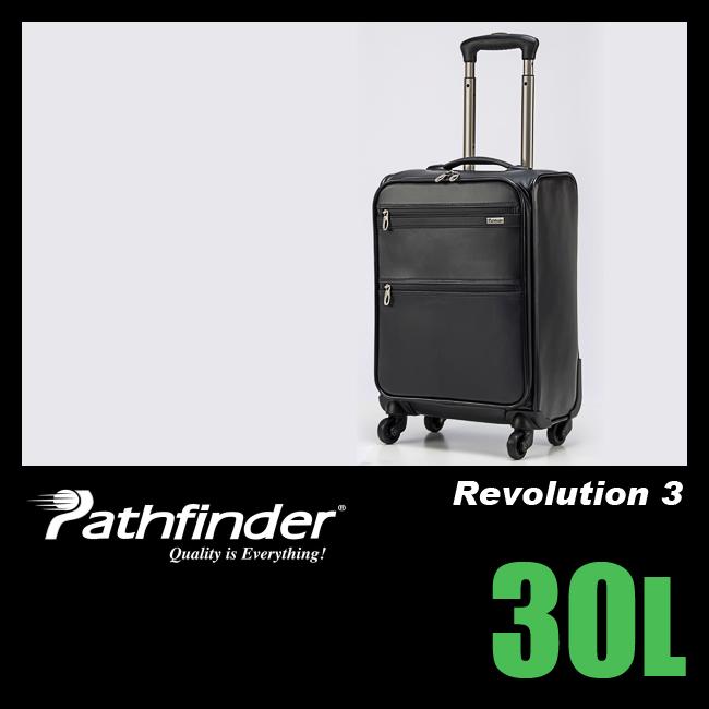 【まもなく終了!会員ランク+D4倍/P3倍/G2倍】パスファインダー レボリューション3 ビジネスキャリー メンズ 日本正規品 30L PATHFINDER Revolution 3 PF5418B