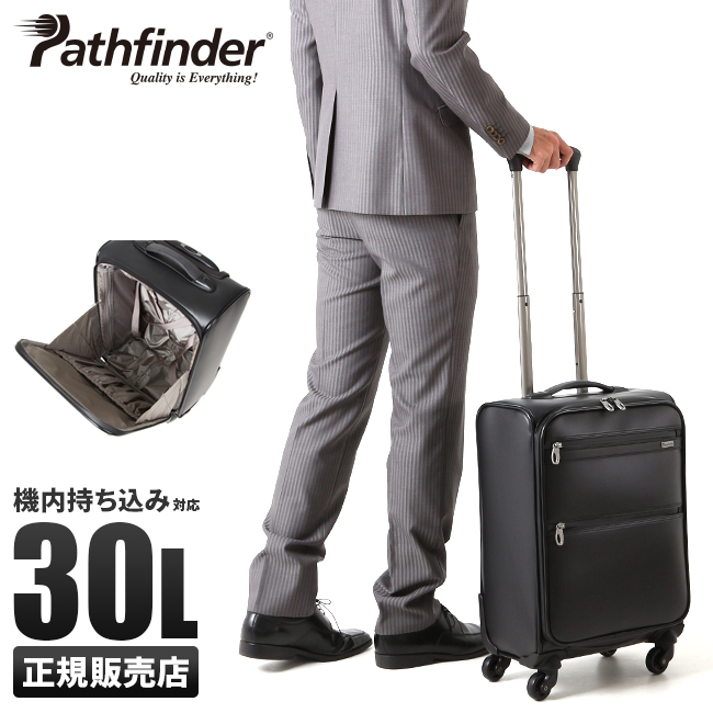 【まもなく終了:P16倍!1/10(木)23:59まで】パスファインダー レボリューション3 ビジネスキャリー メンズ 日本正規品 30L PATHFINDER Revolution 3 PF5418B