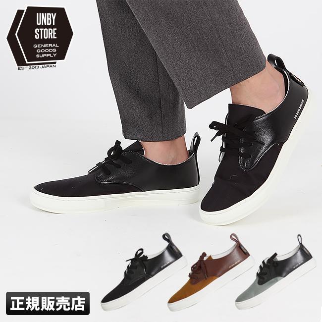 【追加最大+13倍!3/20(金)限定】【在庫限り】UNBY GENERAL GOODS STORE × BUDDY バディ シューズ スニーカー 靴 メンズ アンバイ BD-001