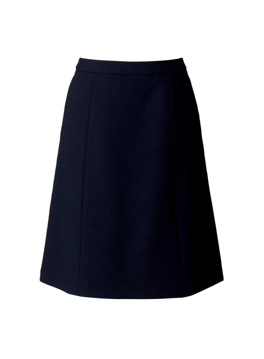 事務服 Aラインスカート(大きいサイズ)【カルム】【メール便可】