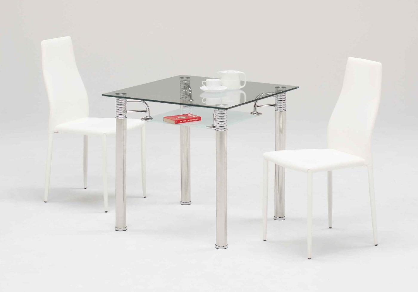 テーブル チェア単品からセット購入まで可能です テーブルのみからチェアセットまで選べる 80 ダイニングテーブル 正方形 チェア 2脚 ダイニング リビング 5点セット 100%品質保証! シック 北欧 ガラス ホワイト 2020 ブラック ガラステーブル 送料無料 テーブルのみ 黒 5点 白 3点 モダン 3点セット 5点セット