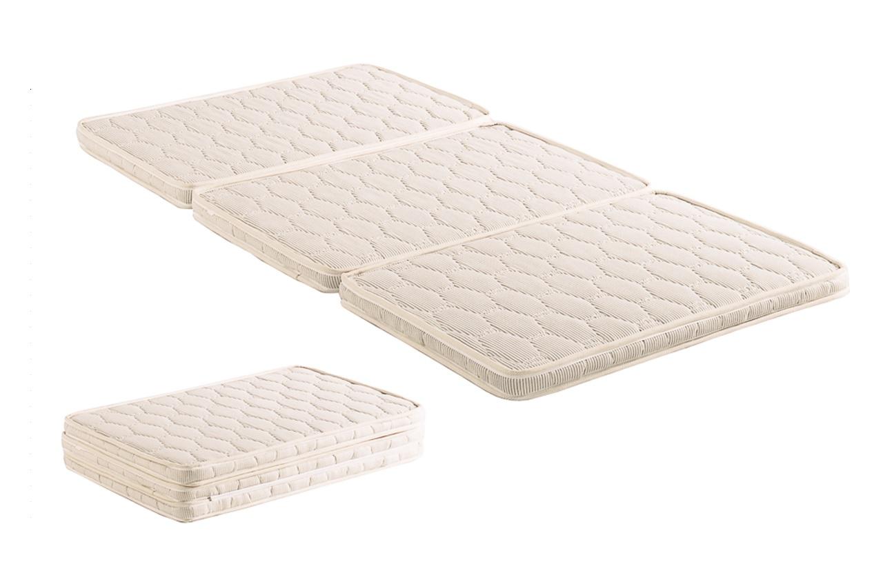 三つ折り式で収納が簡単な シングルマットレス 折り畳み シングルベッド マットレス 三つ折り コンパクト 来客 サイズ 北欧 お客様 通販 送料無料 国際ブランド 家具 大人気! シングル