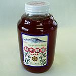 トチ 蜂蜜 国産はちみつ 瓶入り 2400g ハチミツ【送料無料】【産地直送】【軽井沢みやげ】【荻原養蜂園】