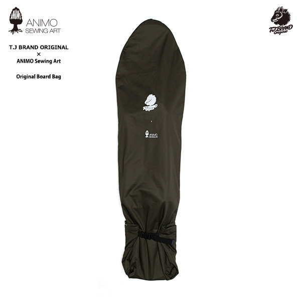 T.J Brand Original × ANIMO Snowboard Bag ハンドメイド ボードケース