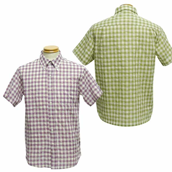 Gingham Check Shirts one by one clothing