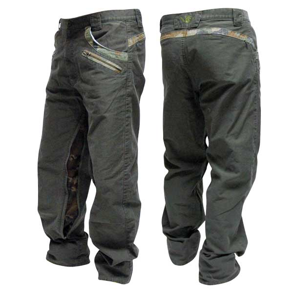 Vent Hemp Pants カーキ one by one clothing