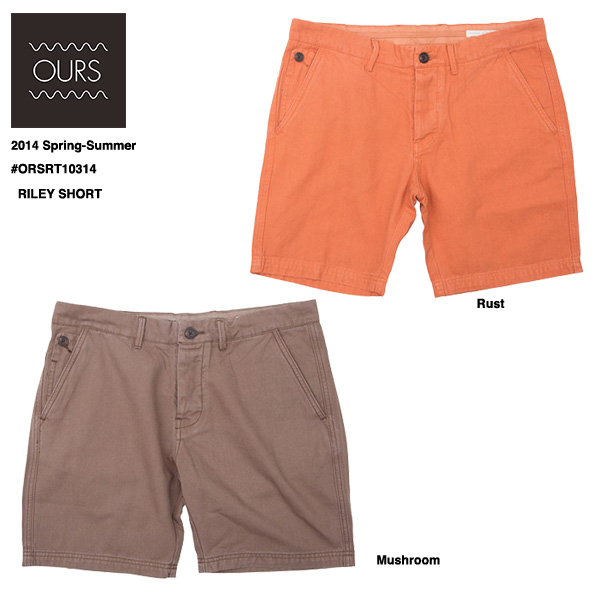 ★OURS★ Riley Short / ショーツ