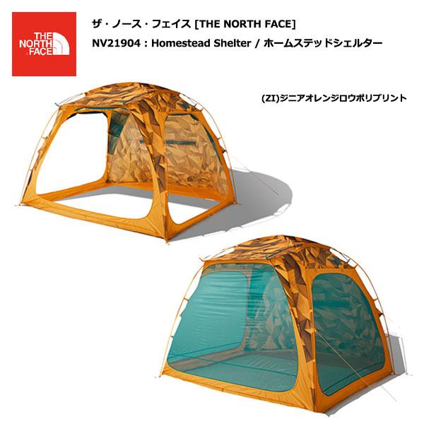 THE NORTH FACE NV21904 Homestead Shelter / ザ・ノースフェイス ホームステッドシェルター