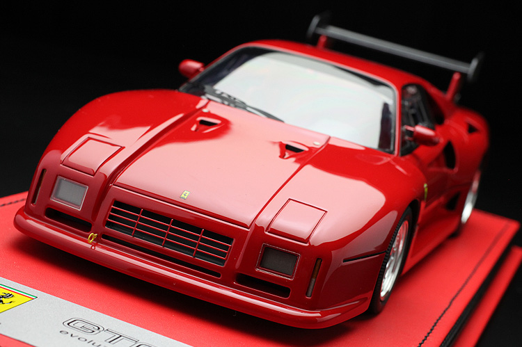 【平日即日発送可能 フェラーリ】 MRcollection LookSmart 1/18 フェラーリ 288 LookSmart GTO モデルカー Evoluzione display case ferrari モデルカー ミニカー 送料無料, opass:e3fc3650 --- gpravelli.com.br