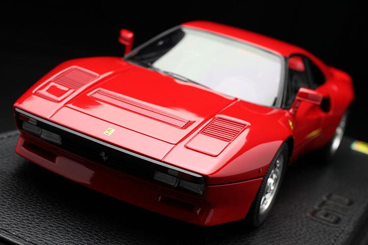 【平日即日発送可能】BBR 1/18 フェラーリ 288GTO 1984 Rosso Corsa P18112 モデルカー ミニカー 送料無料