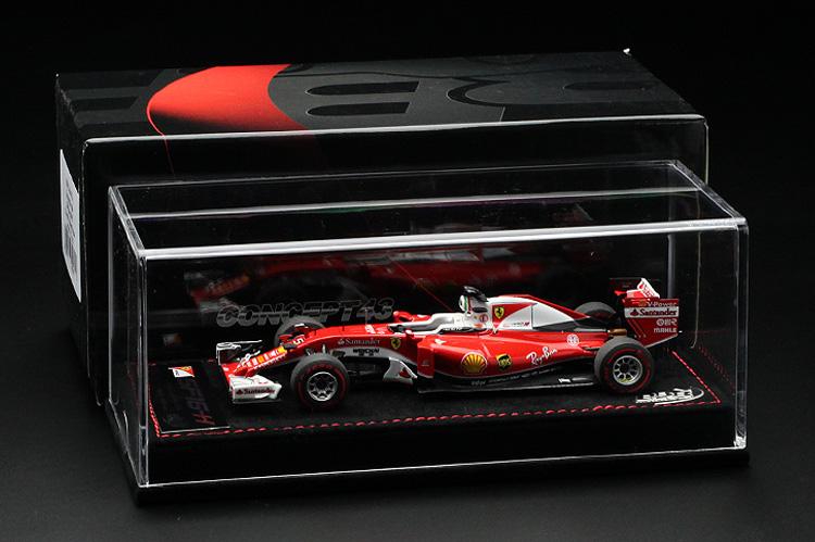 【平日即日発送可能】BBR 1/43 フェラーリ F1 SF-16H GP Italy Monza 2016 S.vettel Start Of Race BBRC194ASTA ferrari モデルカー ミニカー 2001200101042 送料無料