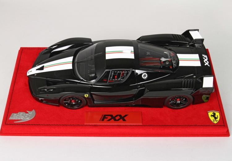 【平日即日発送可能】BBR 1/18 フェラーリ FXX Enzo エンツォ Nero FXX03A モデルカー ミニカー