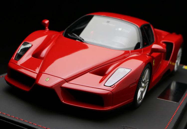 【平日即日発送可能】BBR 1/18 フェラーリ Enzo エンツォ Rosso corsa 322 P18134A1 ferrari 2001500101806 ミニカー モデルカー 送料無料