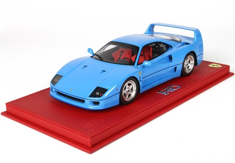 【平日即日発送可能】BBR 1/18 Ferrari フェラーリ F40 1987 P18151D 2001500102025 ミニカー モデルカー 送料無料