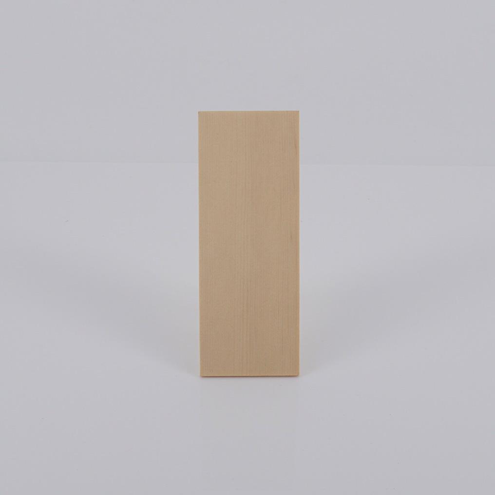 回出位牌白木板 セール商品 新作 人気 3.5寸 縦10.5巾3.8cm