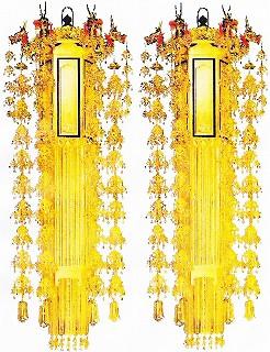 寺院用 仏具(各宗派) 幢幡 普通型 4尺