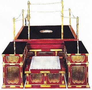 寺院用 仏具 各宗派 寺院仏具 蓮華なし 護摩壇 4尺