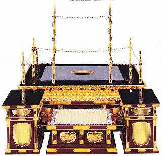 寺院用 仏具(各宗派) 幸心流 護摩壇 4尺