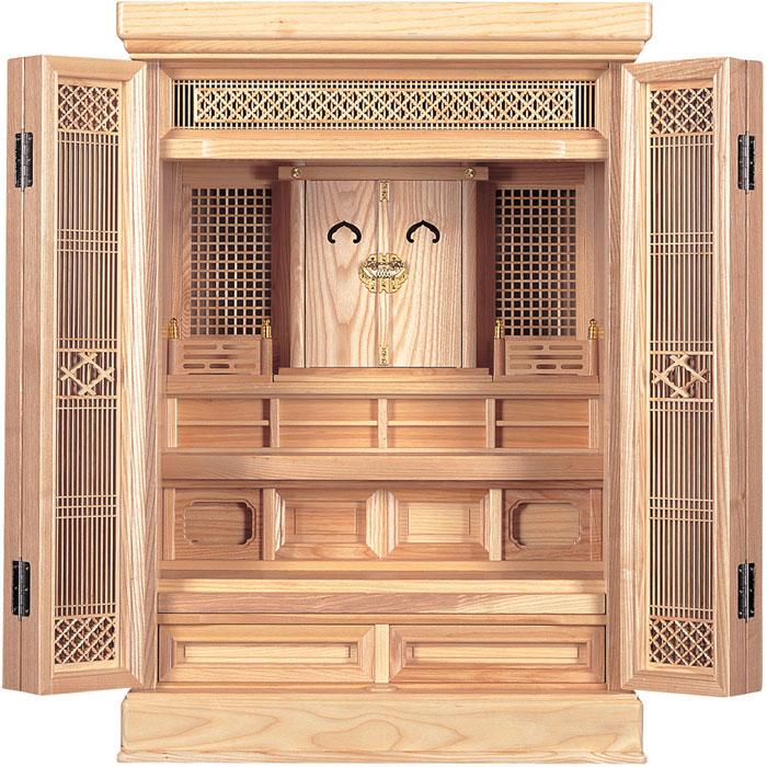 神徒壇 NEW ARRIVAL クリヤー仕上 神代 上置 20×30 C 海代 国内即発送