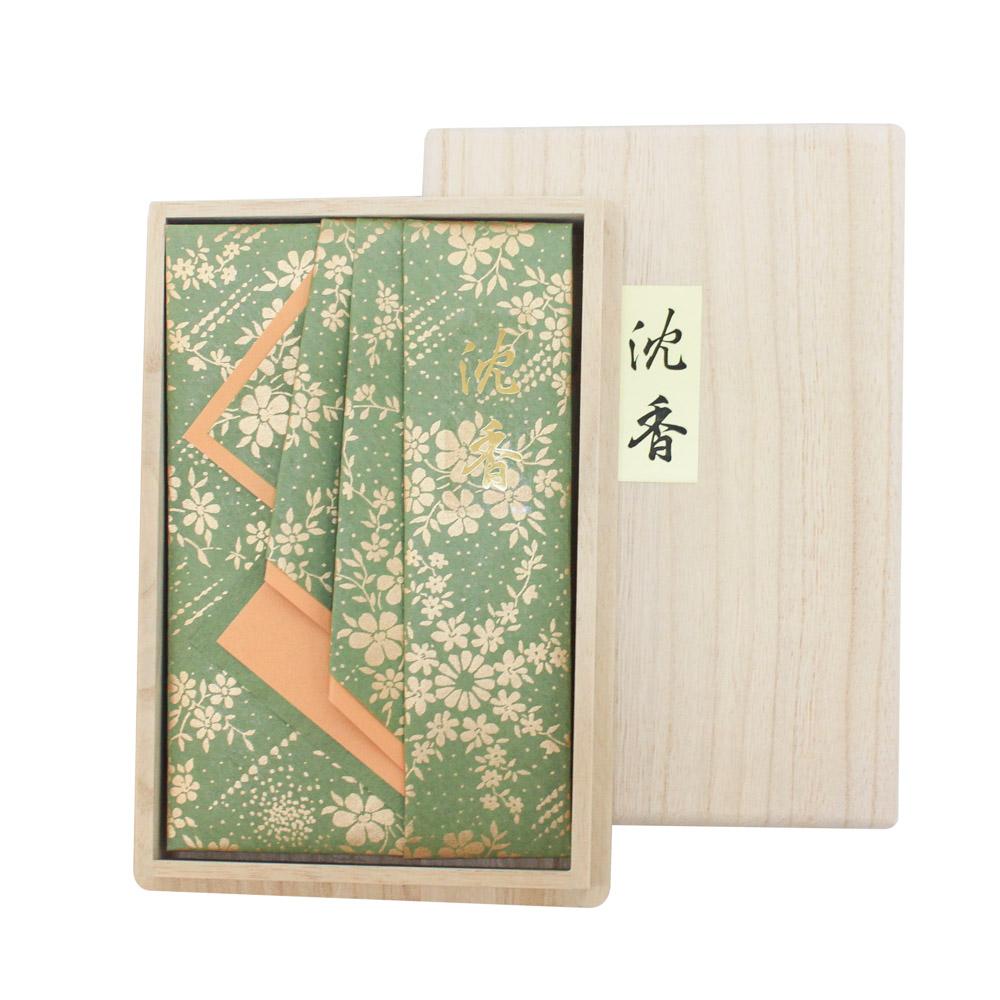 お香 インドネシア産沈香 緑タニ 刻 15g