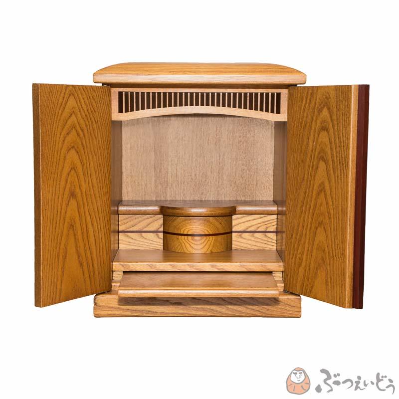 仏壇 上置仏壇 ピーチ【送料無料】