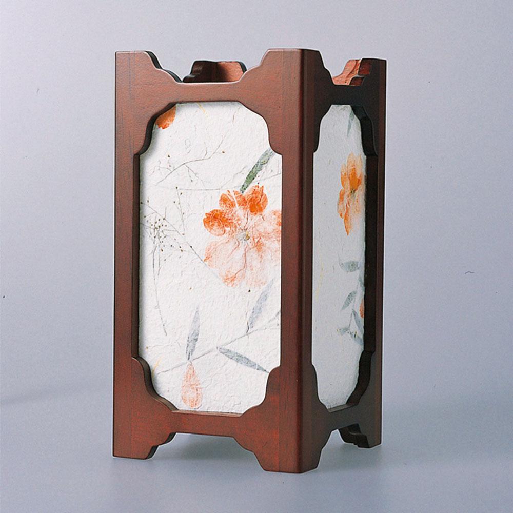 盆用品・季楽々 花の舞(ワイン・押し花)