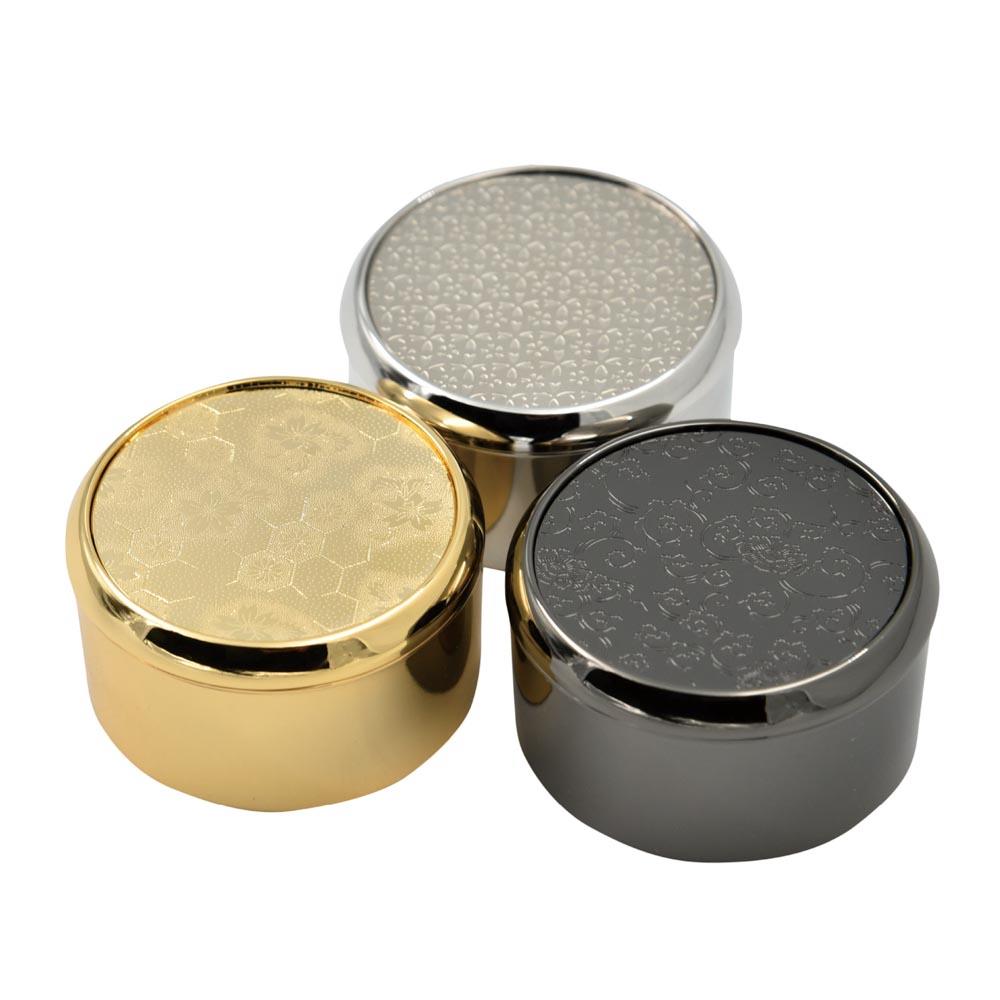 伝統技術と現代技術の融合 手元供養 骨壷 売却 KATAGAMI METAL デポー ブラック