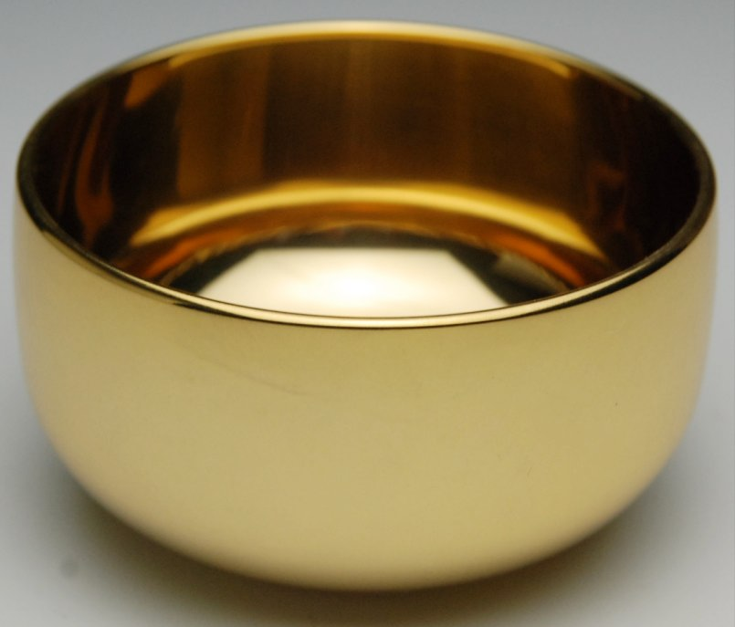 良く響く 音色の良い 金色の おリン モダン仏壇 従来仏壇に合う お輪 仏具 少し大きめの仏壇に合う マーケティング 3.5寸の 御りんです りん おりん 本金メッキ仕上 3.5号 本体のみ 別上品 鈴 艶有り リン 納期約3週間 金メッキ 送料無料 激安 お買い得 キ゛フト 光沢 浄慧リン 金色