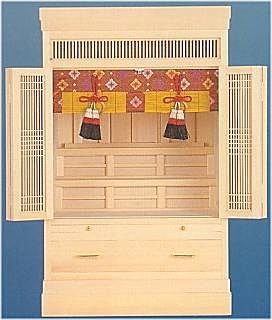 特選 祭壇宮 100 祖霊舎 セールSALE%OFF 本店 主材:尾州檜