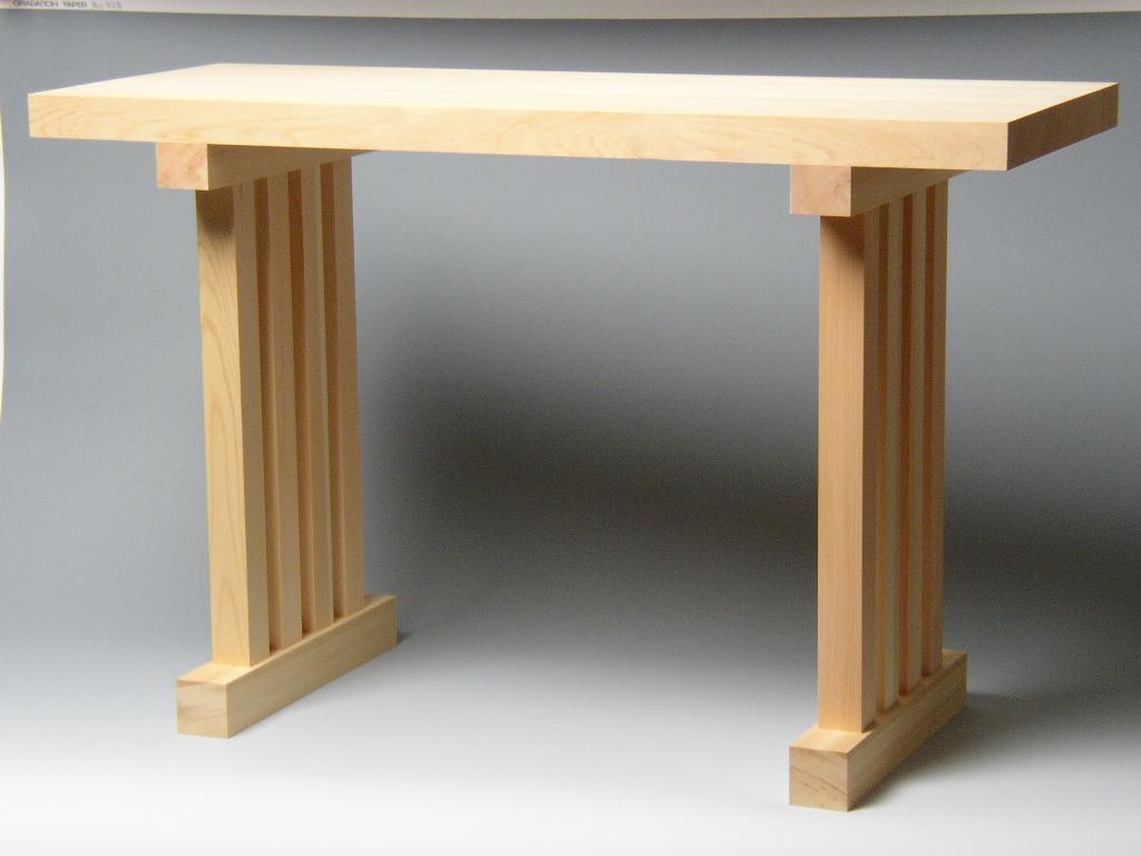 八足台 (はっそくだい)一寸厚板 木曽ひのき #99