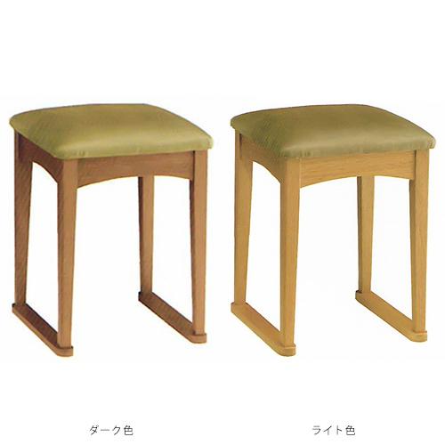 仏壇 | サポート-Z 椅子 ダーク色 ライト色 | H42×W32×D32cm
