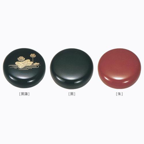 再入荷 予約販売 焼香用の御香の収納 携帯に便利な 香合 御焼香入れ 3.0寸 丸型 ネジ式 3.0号 黒色 奥行90×巾90×高40mm プラスチック製 割引も実施中 102g p111 重量 黒蓮