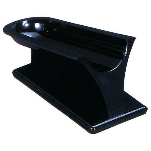 至高 りん棒台 りん棒受台 黒色 4.0寸 仏具 リン棒 p171 40g 送料無料 激安 お買い得 キ゛フト 奥行134×幅50×高55mm 台 重量