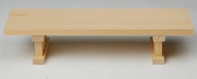 神棚 神具 神棚用の小型八足台 休日 内祭用豆八足台 木曽桧 販売期間 限定のお得なタイムセール 小