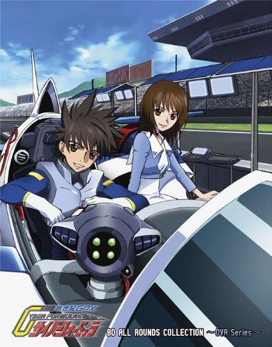 新世紀GPXサイバーフォーミュラ BD ALL ROUNDS COLLECTION ~OVA Series~ [Blu-ray] 【中古】
