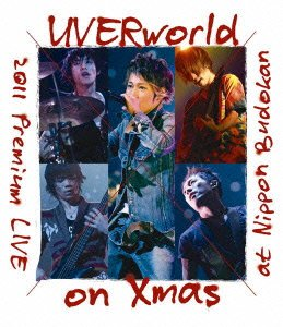 UVERworld 2011 Premium LIVE on Xmas [Blu-ray] 【中古】