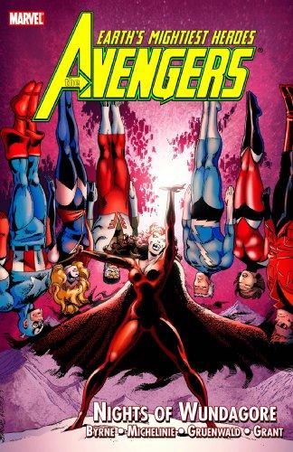 Avengers: Nights of Wundagore 【中古】