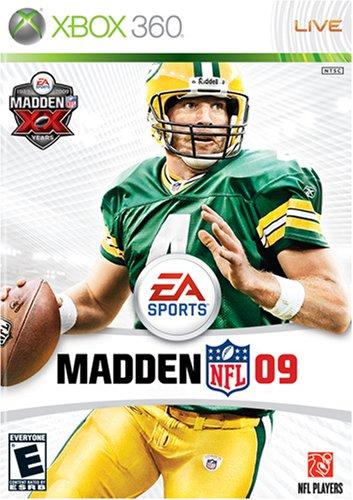 送料無料 すぐに使えるクーポン有 2点で50円 5点で300円引き Madden NFL 2009 360 激安特価品 中古 輸入版 Xbox XBOX360