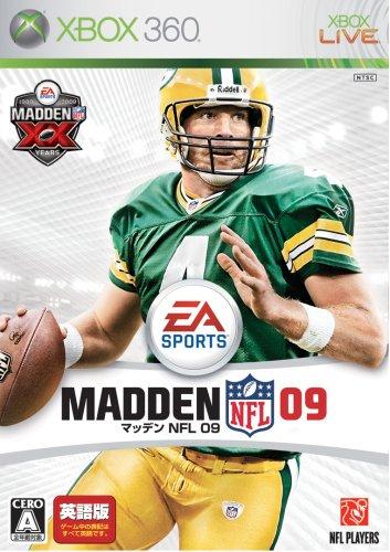 すぐに使えるクーポン有 2点で50円 5点で300円引き マッデン NFL 09 本日の目玉 - 中古 360 Xbox360 Xbox 売買 英語版