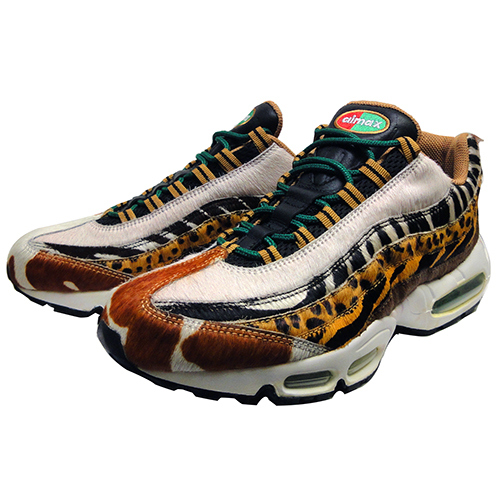 ea5491552cef 楽天市場 NIKE (ナイキ) AIR MAX 95 SUPREME ANIMAL PACK  314993 ...