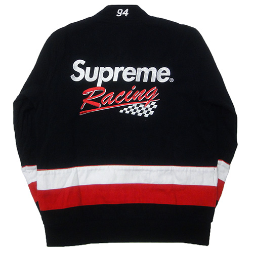 Supremeシュプリーム× WISE RACING JKTFK1Jcl