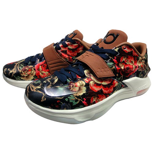 NIKE (ナイキ) KD VII EXT FLORAL QS 【726438-400】