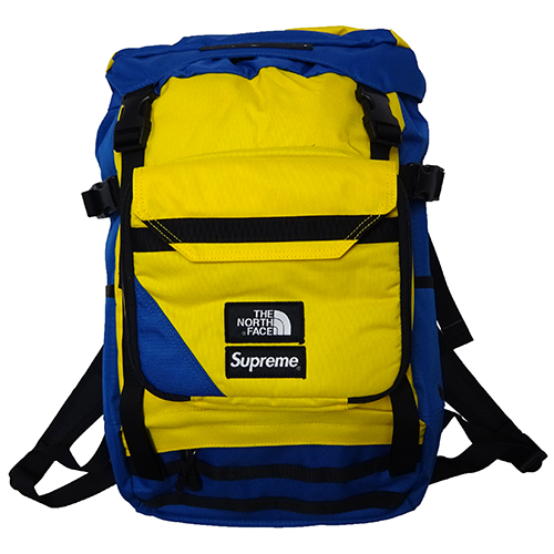 Supreme (シュプリーム) × THE NORTH FACE (ノースフェイス) STEEPTECH BACK PACK