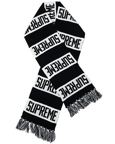 Supreme (シュプリーム) BAR STRIPE SCARF