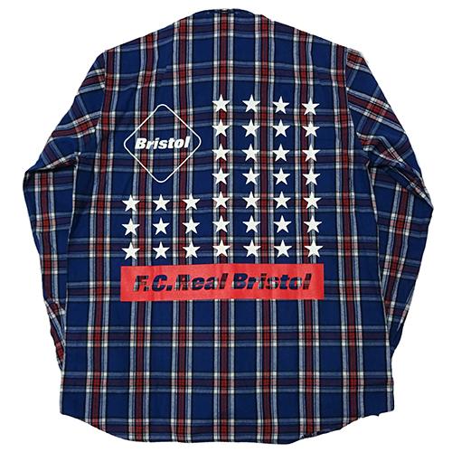 FCRB 37 STAR FLANNEL SHIRT