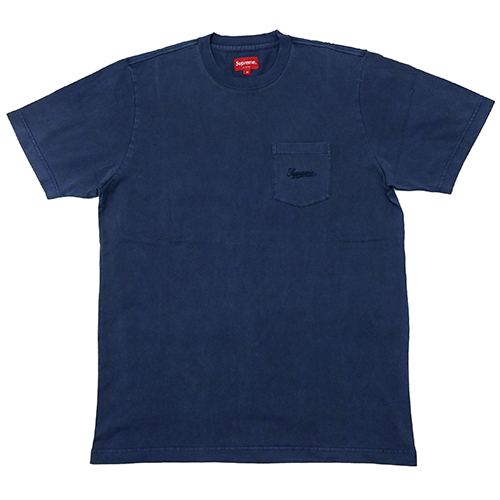 Supreme (シュプリーム) OVERDYED POCKET T
