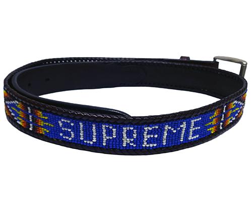 Supreme (シュプリーム) BEADED BELT